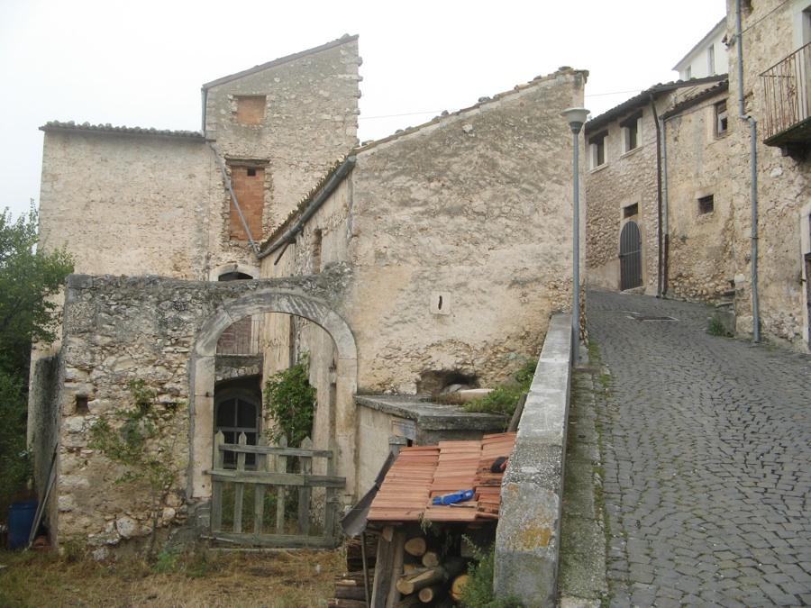 Santo Stefano a Sessanio - Settembre 2014
